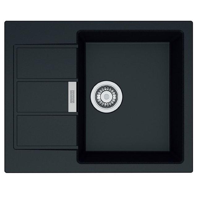 Мойка кухонная Franke SID 611-62 черный