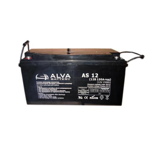 АКБ ALVA-AS12-150