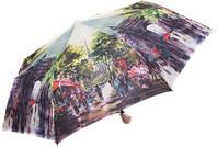Зонт с ярким рисунком, для женщин, автоматический ZEST Z23945-23 Антиветер