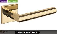 Дверная ручка  Tupai  4002 Q 5S золото