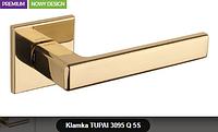Дверная ручка  Tupai  3095 Q 5S золото