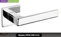 Дверная ручка  Tupai  3095 Q 5S хром