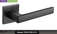 Дверная ручка  Tupai  3095 Q 5S черная