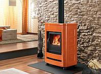 Е904 S  9,5 кВт - Печь на дровах Piazzetta Италия, фото 1