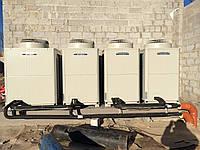 Мультизональной  система для отопления помещения. Киев  и область.