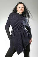 Кардиган женский с поясом, фото 1