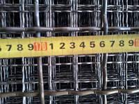 Сетка канилированная 60Х60 диаметр проволоки 3,7 оцинкованная