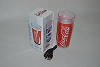 Колонка Стакан Кока-Кола