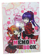 Анкета друзей Shugo chara memory book