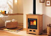 Е904M 9,5 кВт - Печь на дровах Piazzetta Италия, фото 1