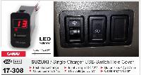 USB разъем CARAV 17-308 (Suzuki)