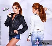 Женская куртка монклер ш672