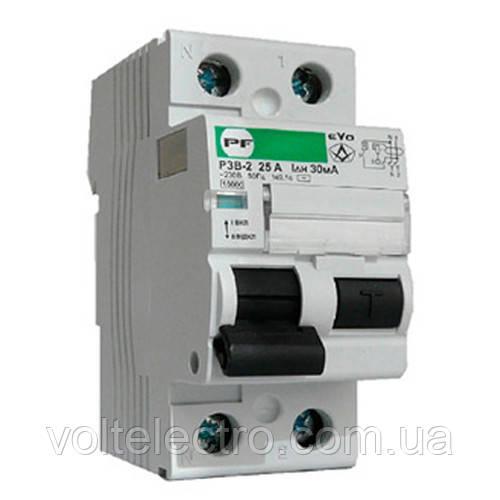 Реле защитного выключения РЗВ-4 4Р (селективное) 80-100 А