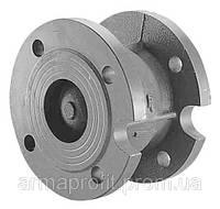 Клапан обратный подпружиненый чугунный фланцевый тип 2450 GENEBRE Ду80 Ру16