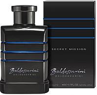 Baldessarini Secret Mission Hugo Boss туалетная вода 90 ml. (Мужские Балдессарини Секрет Миссион), фото 1