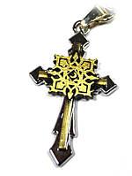 Брелок крестик Рыцарь Вампир