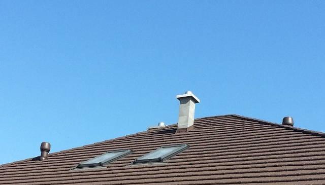 Естественная вентиляция дома 5