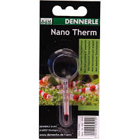 Термометр Nanotherm для мини-аквариумов, 6,5 см.