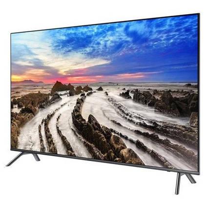 Телевизор Samsung UE55MU7050 (PQI 2200Гц, Ultra HD 4K, Smart, Wi-Fi, Contrast Enhancer, UHD Dimming, HDR 1000), фото 2