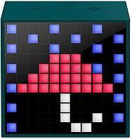 Акустическая система Divoom Timebox mini Green (DIMTMIG)