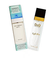 Dolce Gabbana Light Blue pour femme - Travel Perfume 40ml