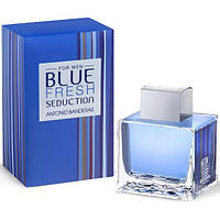 Мужская туалетная вода Antonio Banderas Blue Fresh Seduction EDT 100 ml