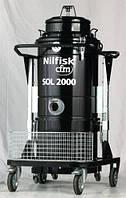 Nilfisk CFM SOL 2000 – 1-фазный промышленный пылесос (снят с производства, доступны запчасти), фото 1