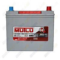 Автомобильный аккумулятор Mutlu SFB 55Ah/450A (0) R japan (кубик)