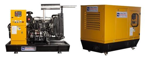 Дизельный генератор KJ Power 5KJP10