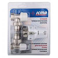 Терморегулятор для радиатора отопления 1/2 icma