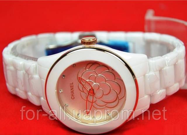 женские часы шанель керамика фото