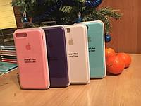 Чехол Apple Silicone Case для iPhone 7 Plus и в подарок ЗАЩИТНОЕ СТЕКЛО!!!
