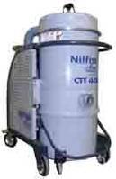 Nilfisk CTS-CTT ATEX – трехфазные промышленные пылесосы высокой мощности для сухой уборки, фото 1