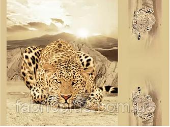 Сатин-панно диз: Cheetah