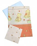 Сменная постель Twins Comfort С-018 Мишки с звездами