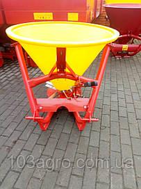 Розкидач мінеральних добрив JAR-MET 300 кг