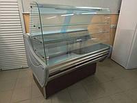 Кондитерская витрина CAPRAIA 900 CONDI 1.2 FREDDO (гнутое стекло)