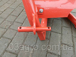 Розкидач мінеральних добрив JAR-MET 200 кг, фото 2