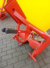 Розкидач мінеральних добрив JAR-MET 200 кг, фото 3