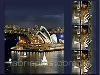 Сатин-панно диз: Sydney
