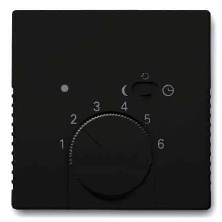 Центральна плата терморегулятора 1095/1096U Basic55 Чёрный шато