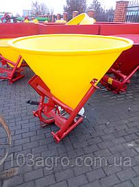 Розкидач мінеральних добрив JAR-MAT 500 кг
