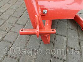 Розкидач мінеральних добрив JAR-MAT 500 кг, фото 3