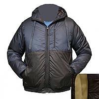 Мужская куртка на овчинке пр-во. Украина KD1919H