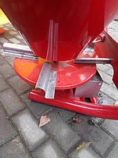 Розкидач мінеральних добрив JAR-MET 650 кг, фото 3