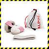 Наушники для детей (3-36 мес.) Alpine Muffy Baby, white-pink