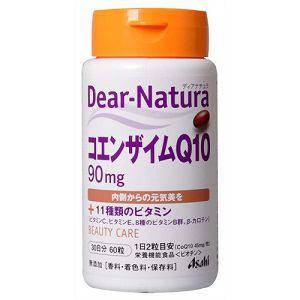 Asahi Dear Natura CoQ-10 90 мг + 11 витаминов 60  капс на 30 дней