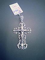 Серебряный Большой Крест Арт. Кр 33, фото 1