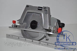 Пила дисковая 1800 Вт. (диск 200мм) Forte CS200TS