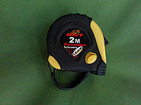 Рулетка строительная (измерительная) 2м. ANT